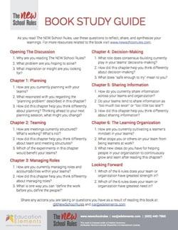 Small Image NSR Book Study Guide